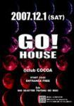GO!HOUSE 12/1