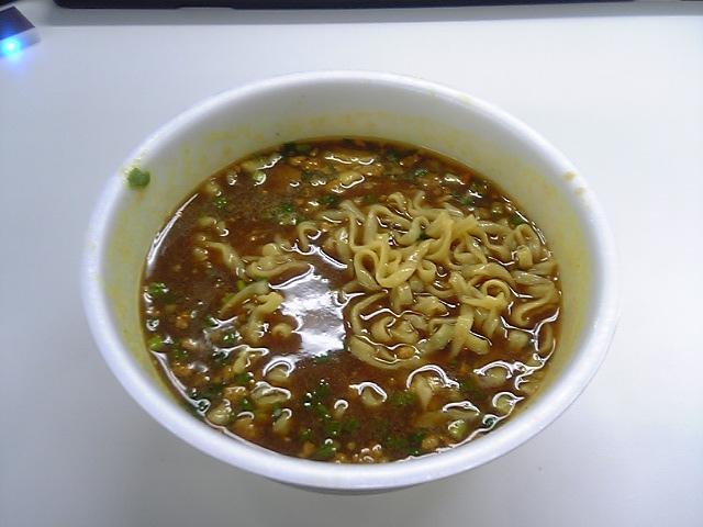 カレー麺3