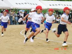 高松市香南町合同運動会