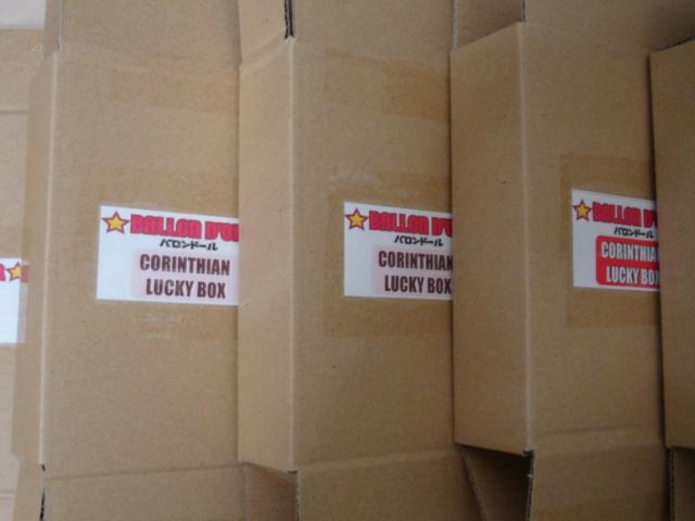 バロンドール箱