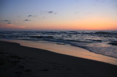 空と海の写真1