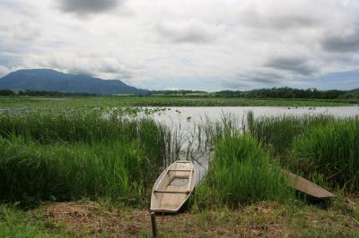 佐潟の風景2