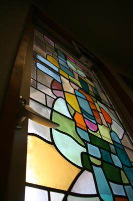 ステンドグラスの窓1