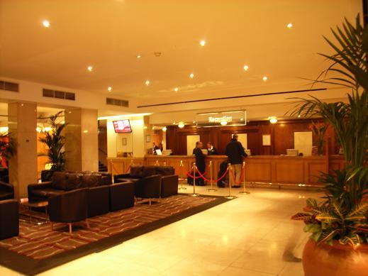 ストランドパレスホテル1