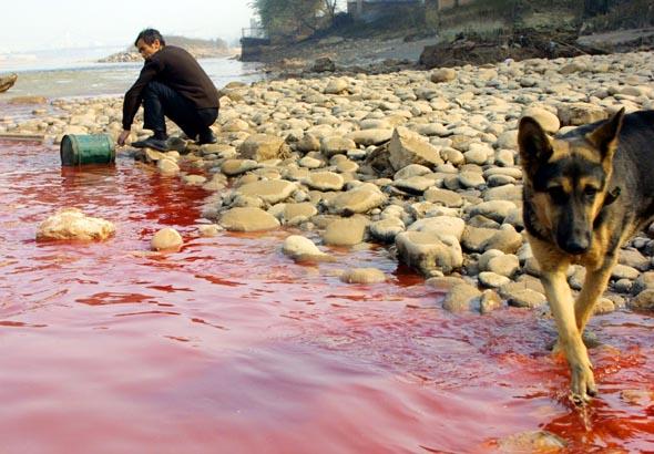 黄(紅)河