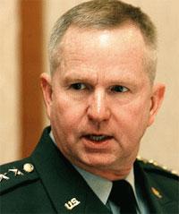 ベル在韓米軍司令官