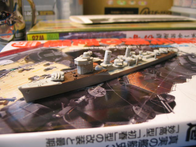 駆逐艦「初春型」
