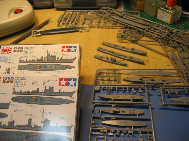 駆潜艇13号型