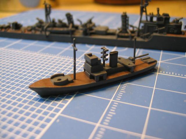 哨戒特務艇1号型?