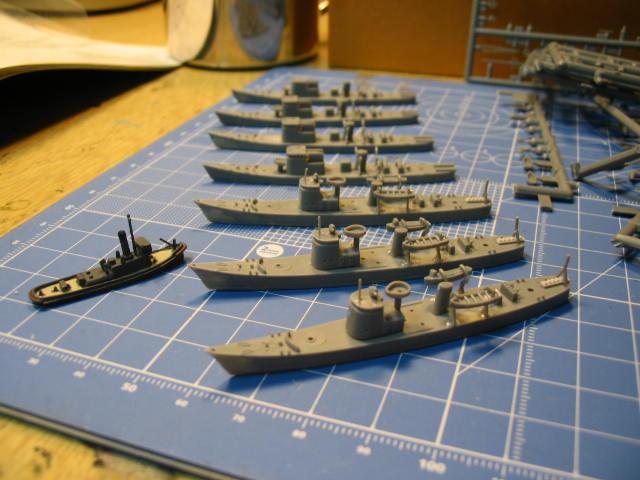 駆潜艇13号型の?