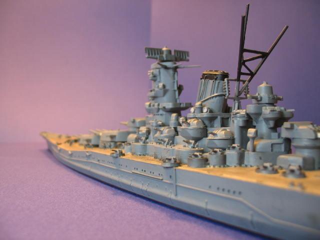 戦艦「武蔵」の10
