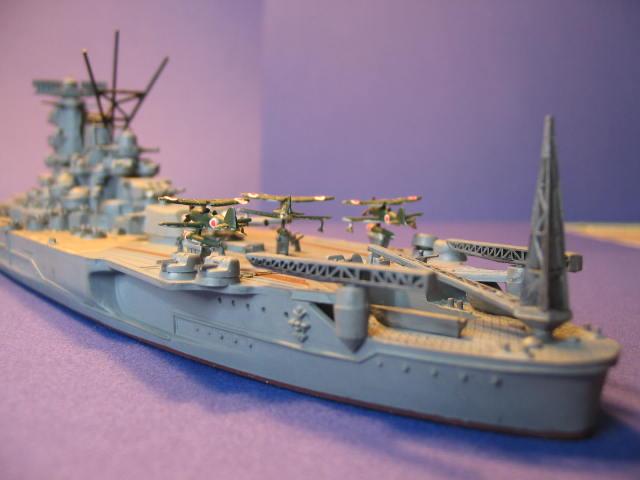 戦艦「武蔵」の11