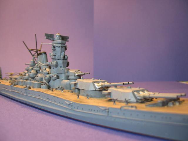 戦艦「武蔵」の12