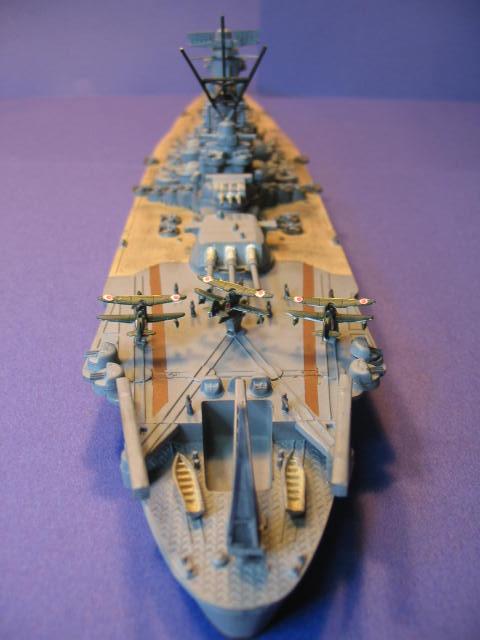 戦艦「武蔵」の13