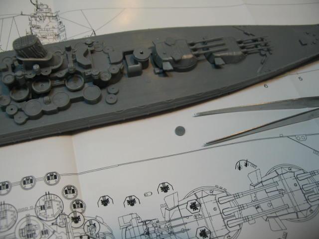 戦艦「大和」の2