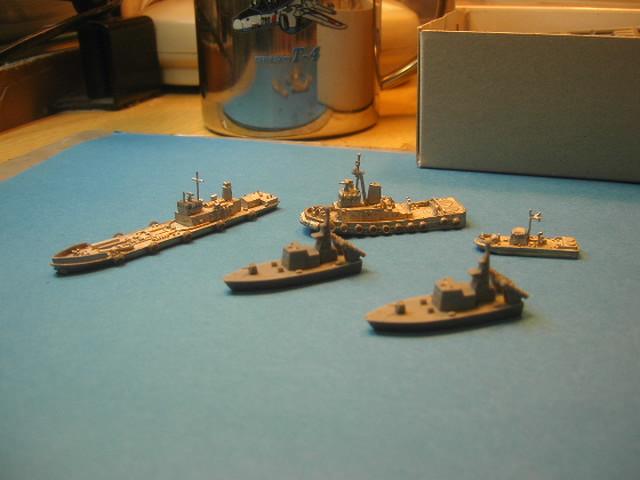 ミサイル艇1号型