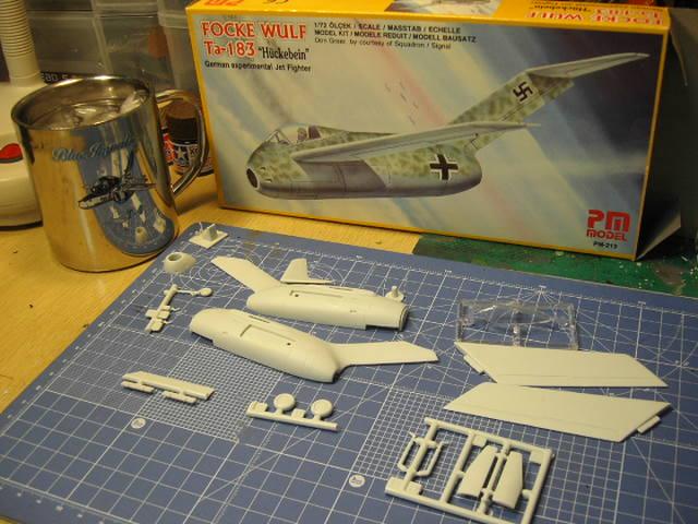 FOCKE WULF Ta-183