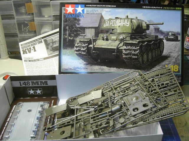 KV-1の?