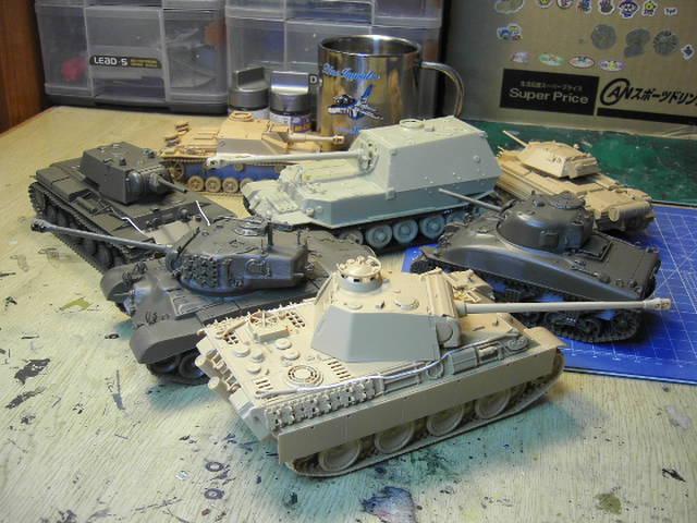 戦車!戦車!