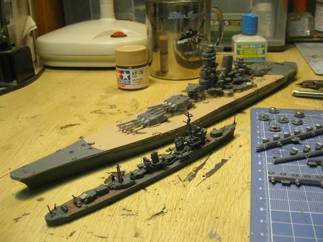 戦艦武蔵の2