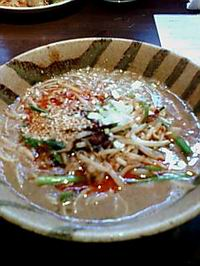 タンタカタンタン麺~