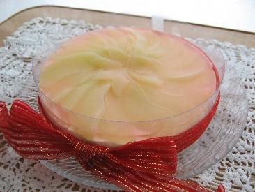 桃ヨーグルト2