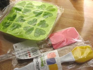 かわいい色の台所用品