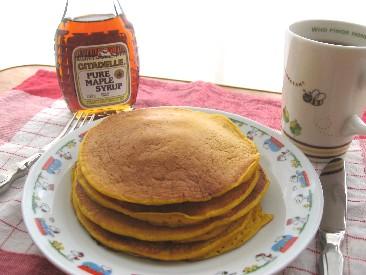ある日の朝ご飯