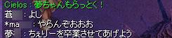 ちぇりーかよΣ(; Д)   ゜ ゜