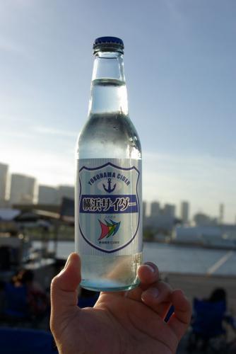 横浜サイダー