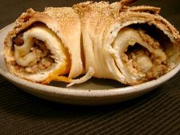 クリコちゃんべー タコス風bagel2