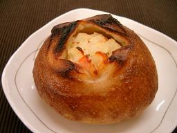 トコ便ポテトのパン