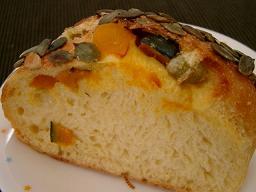 パンデパン かぼちゃパン