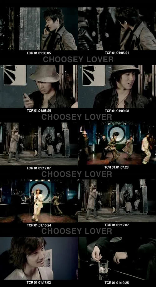 Choosey lover