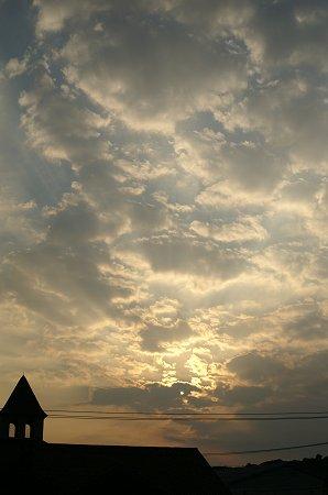 Today Sky 061029.