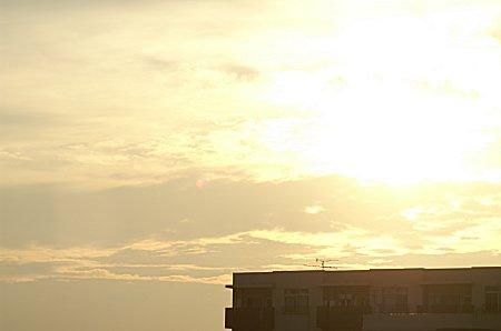 Today Sky 070128.
