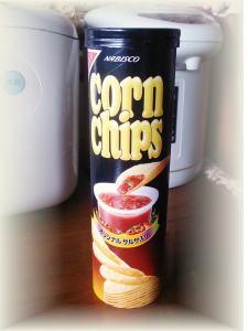コーンチップス