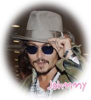 ジョニー(/▽\)きゃー♪