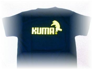 こっちはKUMAかい!