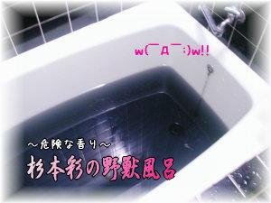 野獣風呂(≧▽≦)