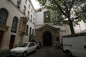 サン・ジャン・サン・フランソワ教会