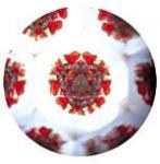 沖縄ガラスカレットの万華鏡