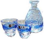 琉球ガラス ティーダ(太陽)冷酒セット