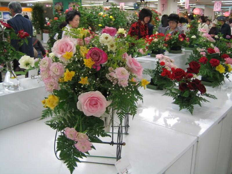 20060512横浜バラ展