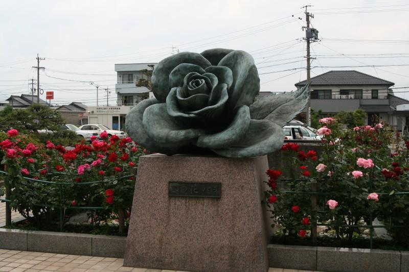 バラの町:神戸町13