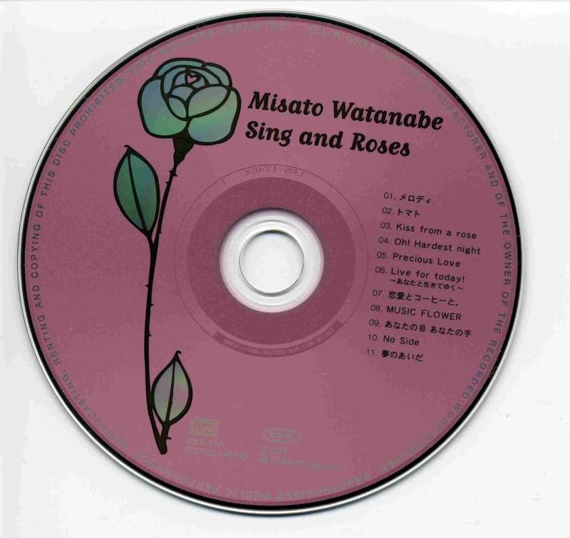 Misato Watanabe / Sing and Roses