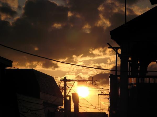 夕陽~~~