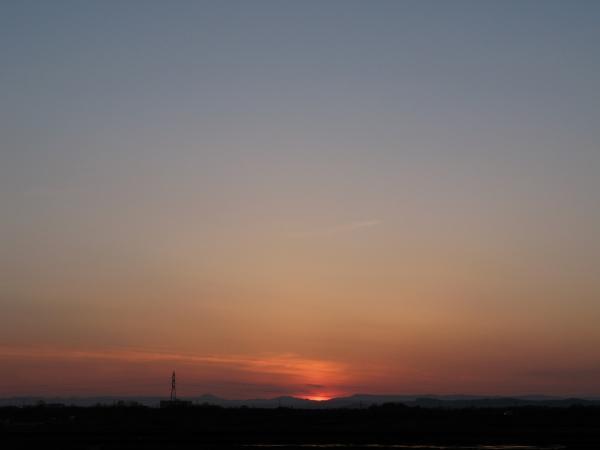 ありがとう、また明日!!