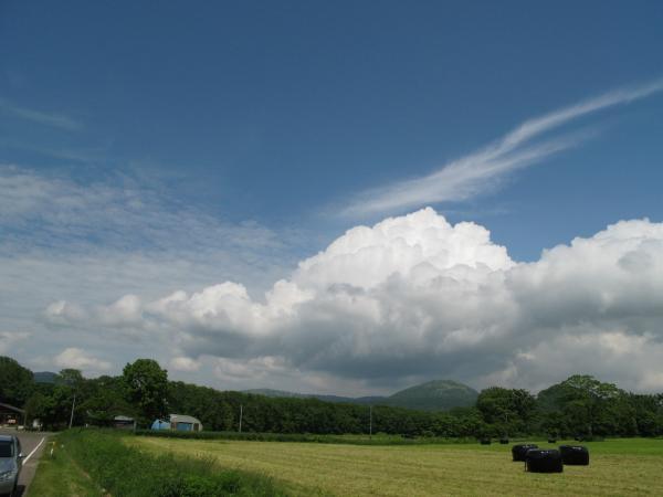 空も雲も気持ちいい~
