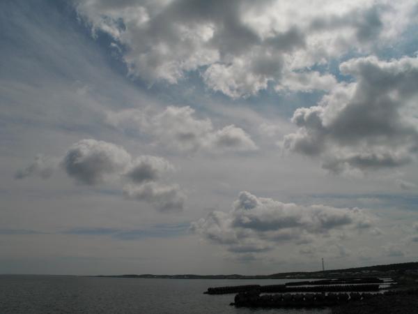 雲。雲。雲。
